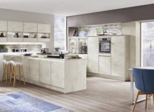 кухня в скандинавском стиле 107а