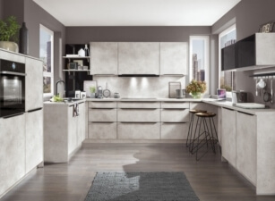 кухня в скандинавском стиле 108а