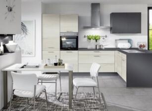 кухня в скандинавском стиле 111а