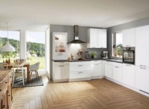 кухня в скандинавском стиле 114а