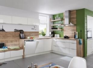 кухня в скандинавском стиле 116а