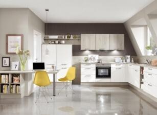 кухня в скандинавском стиле 134а
