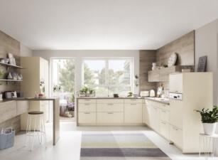 кухня в скандинавском стиле 135а