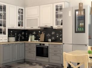 кухня в скандинавском стиле 136а