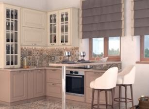 кухня в скандинавском стиле 137а