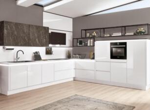 кухня в скандинавском стиле 138а