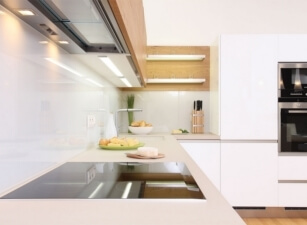 кухня в скандинавском стиле 150а