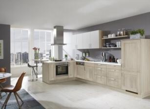 кухня в скандинавском стиле 163а