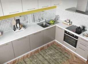 кухня в скандинавском стиле 165а