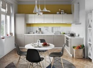 кухня в скандинавском стиле 167а