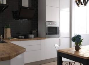 кухня в скандинавском стиле 181а