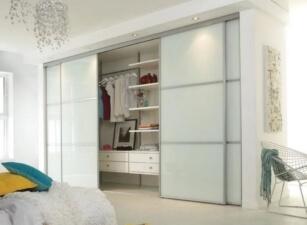 Встроенный шкаф купе Проект 007а