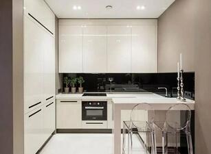 Кухня маленькая 072а
