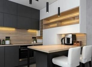Кухня маленькая 014а