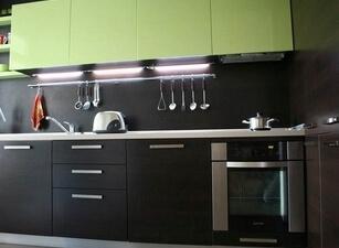 Кухня маленькая 019а