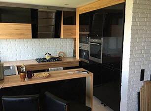 Кухня маленькая 007-1а