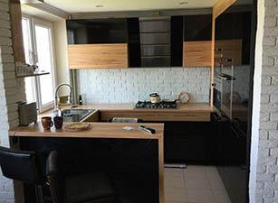 Кухня маленькая 007-2а