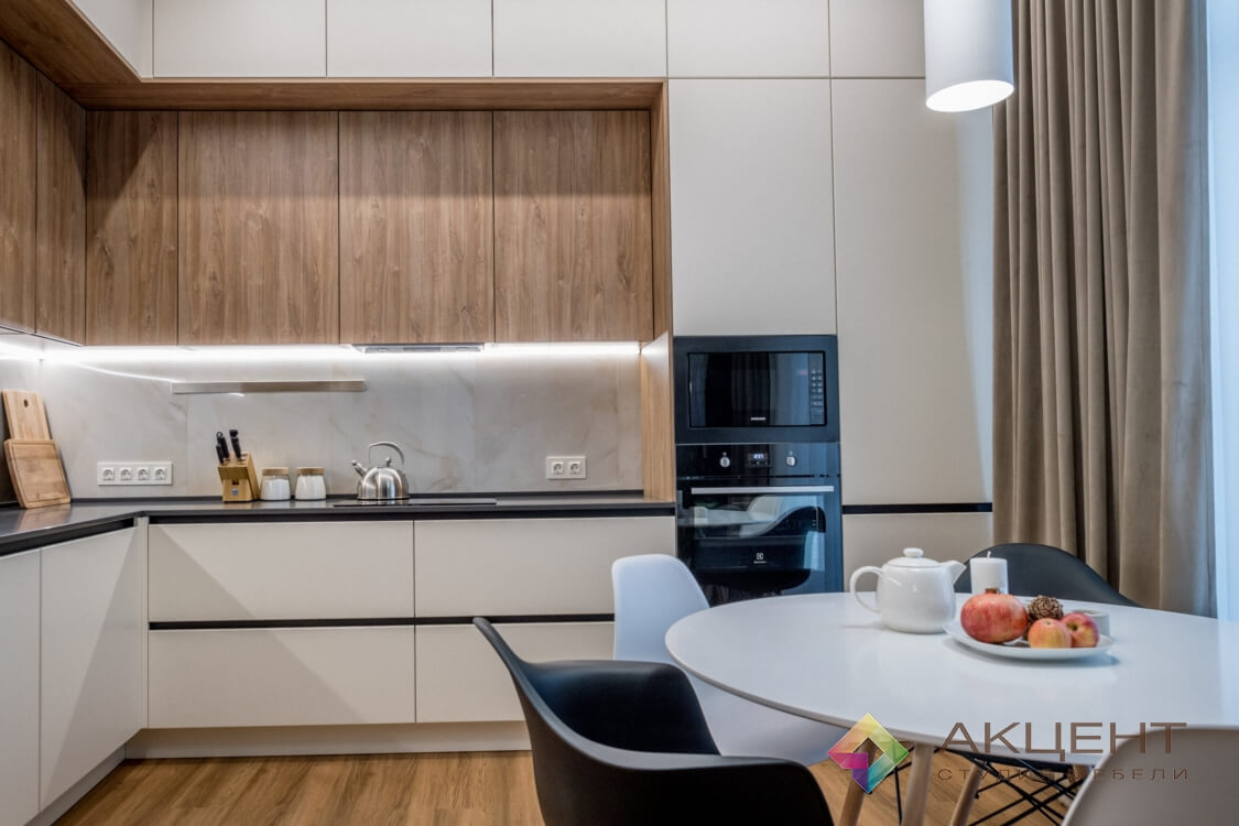 кухня по дизайн-проекту 01-5