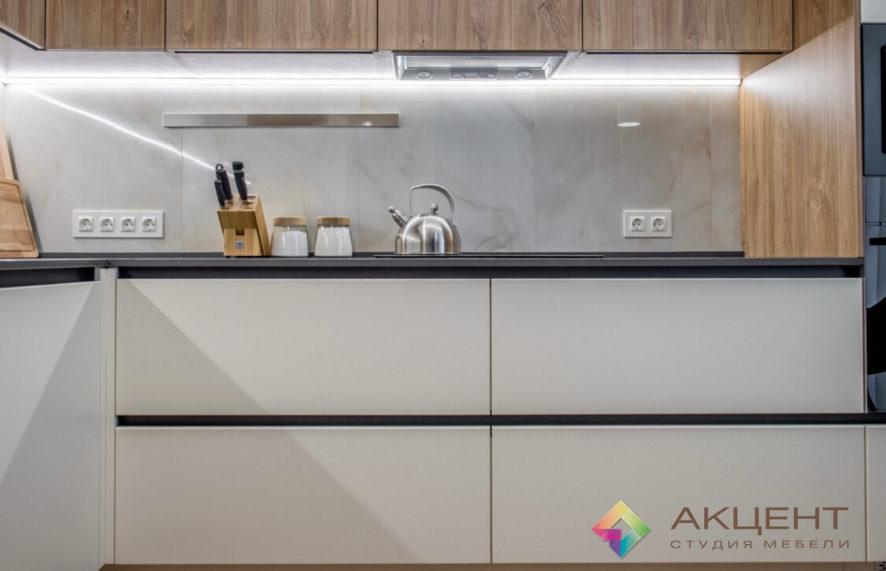 кухня по дизайн-проекту 01-8