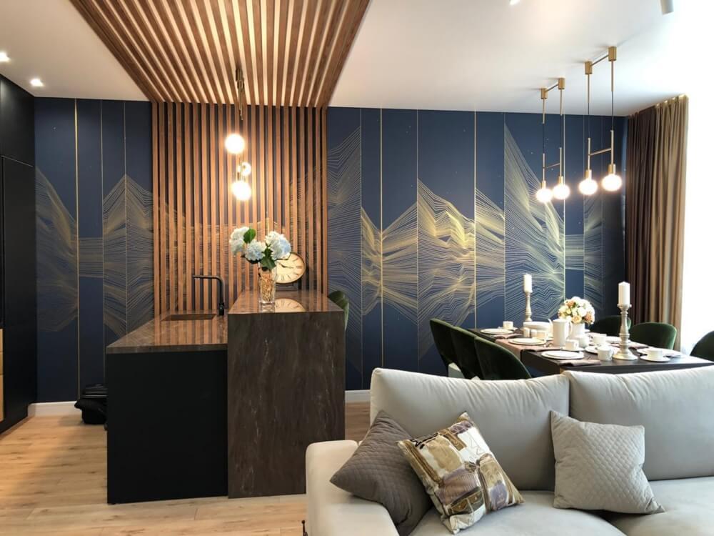 мебель для квартиры-студии по дизайн-проекту 13