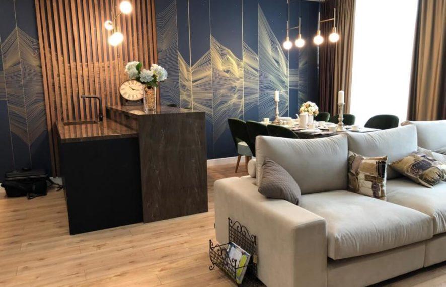 мебель для квартиры-студии по дизайн-проекту 12