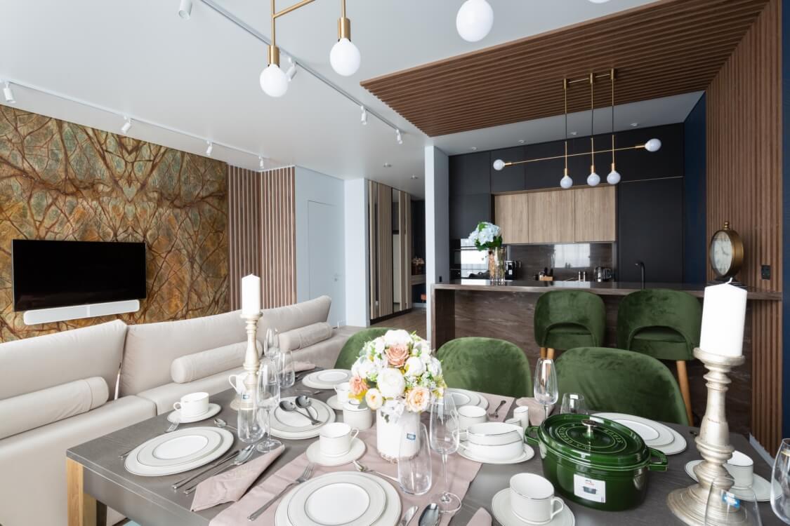 мебель для квартиры-студии по дизайн-проекту 11