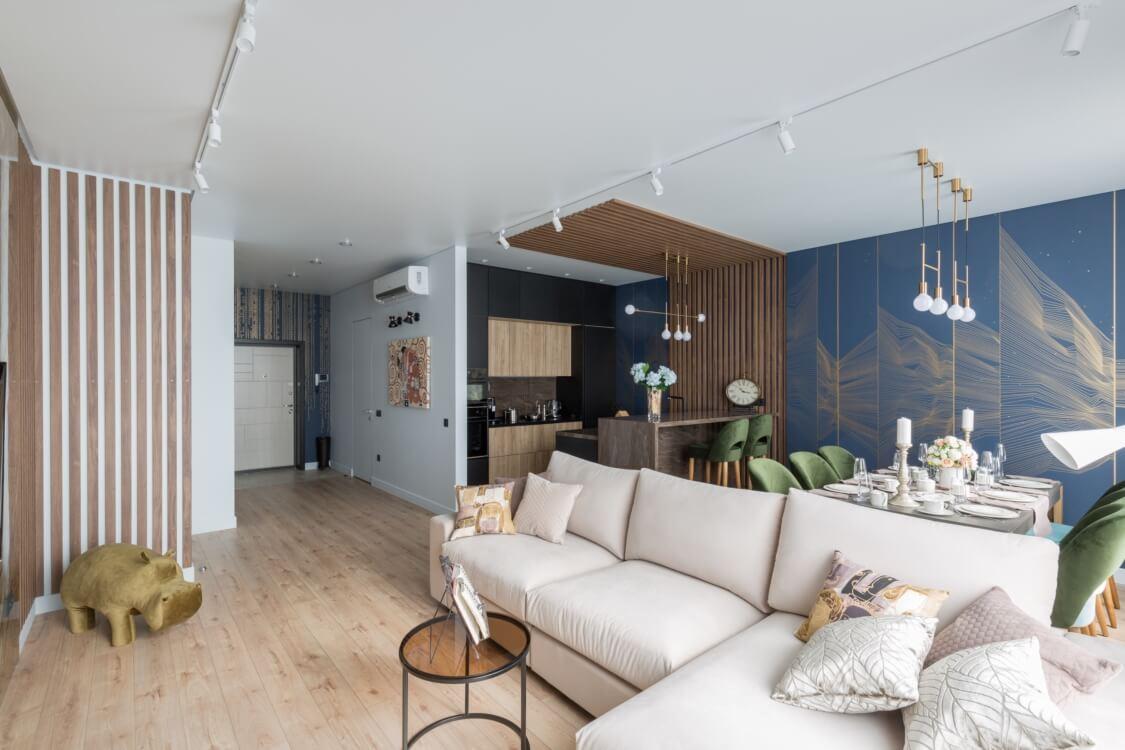 мебель для квартиры-студии по дизайн-проекту 10