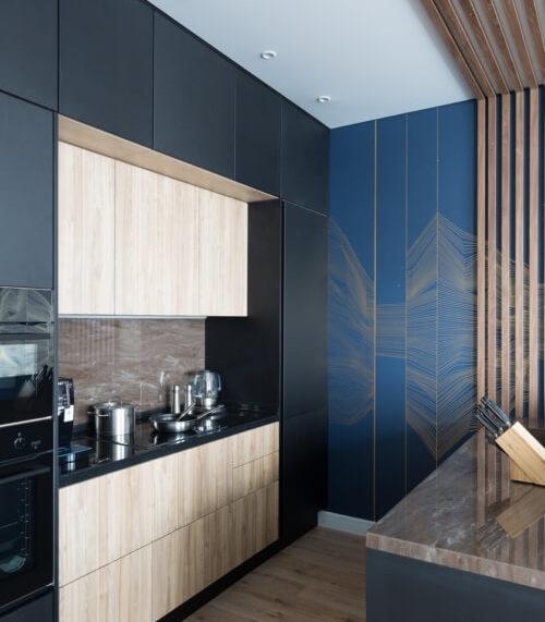 мебель для квартиры-студии по дизайн-проекту 09