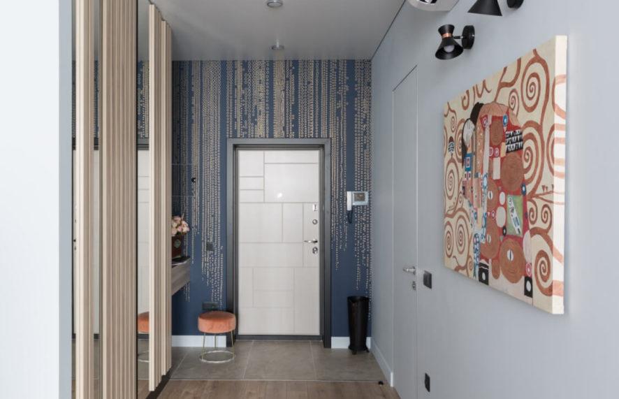 мебель для квартиры-студии по дизайн-проекту 07