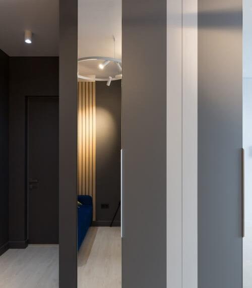 мебель для квартиры-студии по дизайн-проекту 06
