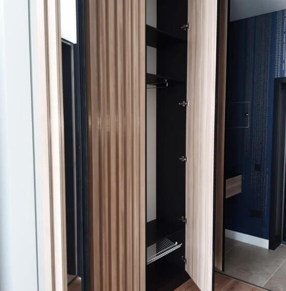 мебель для квартиры-студии по дизайн-проекту 04
