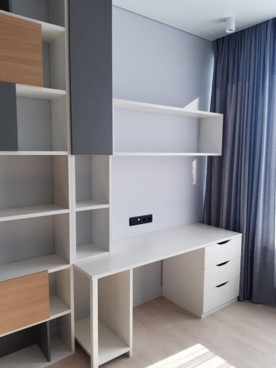 мебель для квартиры-студии по дизайн-проекту 01