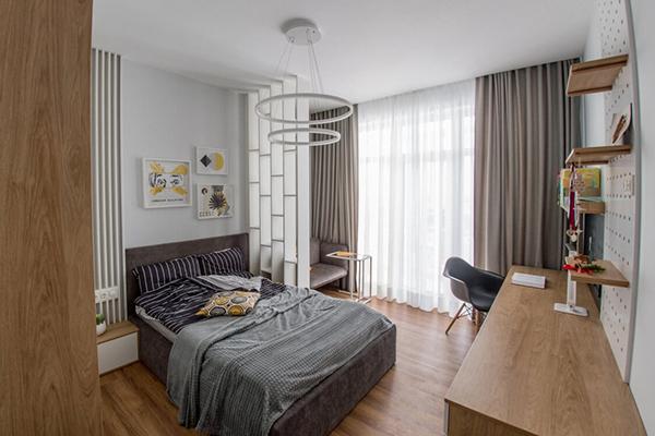 комната подростка по дизайн-проекту