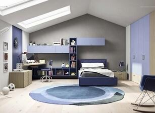 детская кровать 118а