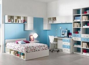 детская кровать 121а