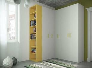детский шкаф 114а