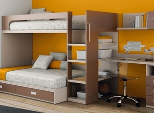 двухъярусная кровать 101а