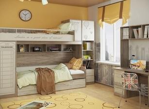 двухъярусная кровать 102а