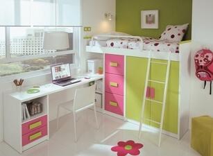 двухъярусная кровать 104а