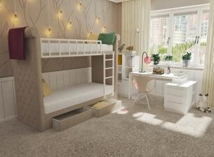 двухъярусная кровать 106а