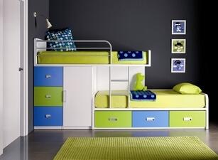 двухъярусная кровать 108а