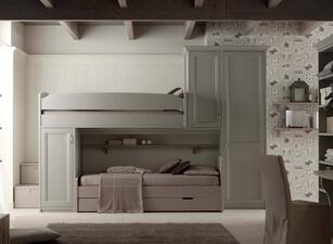 двухъярусная кровать 111а