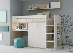 двухъярусная кровать 119а