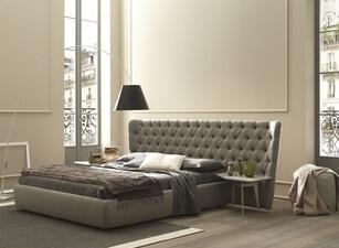 кровать мягкая 111а