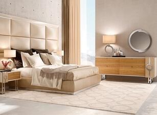 кровать мягкая 120а