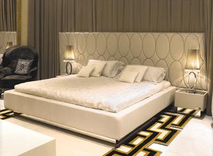 кровать мягкая 122а