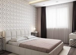 кровать мягкая 127а