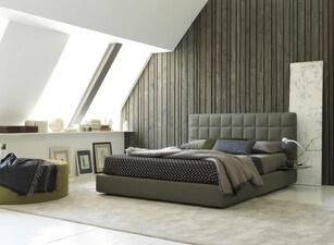 кровать мягкая 128а