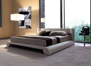 кровать мягкая 129а