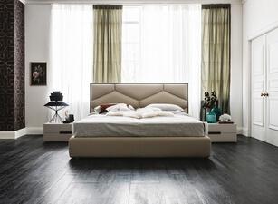 кровать мягкая 131а